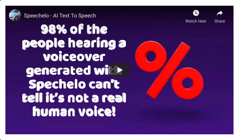 Speechelo
